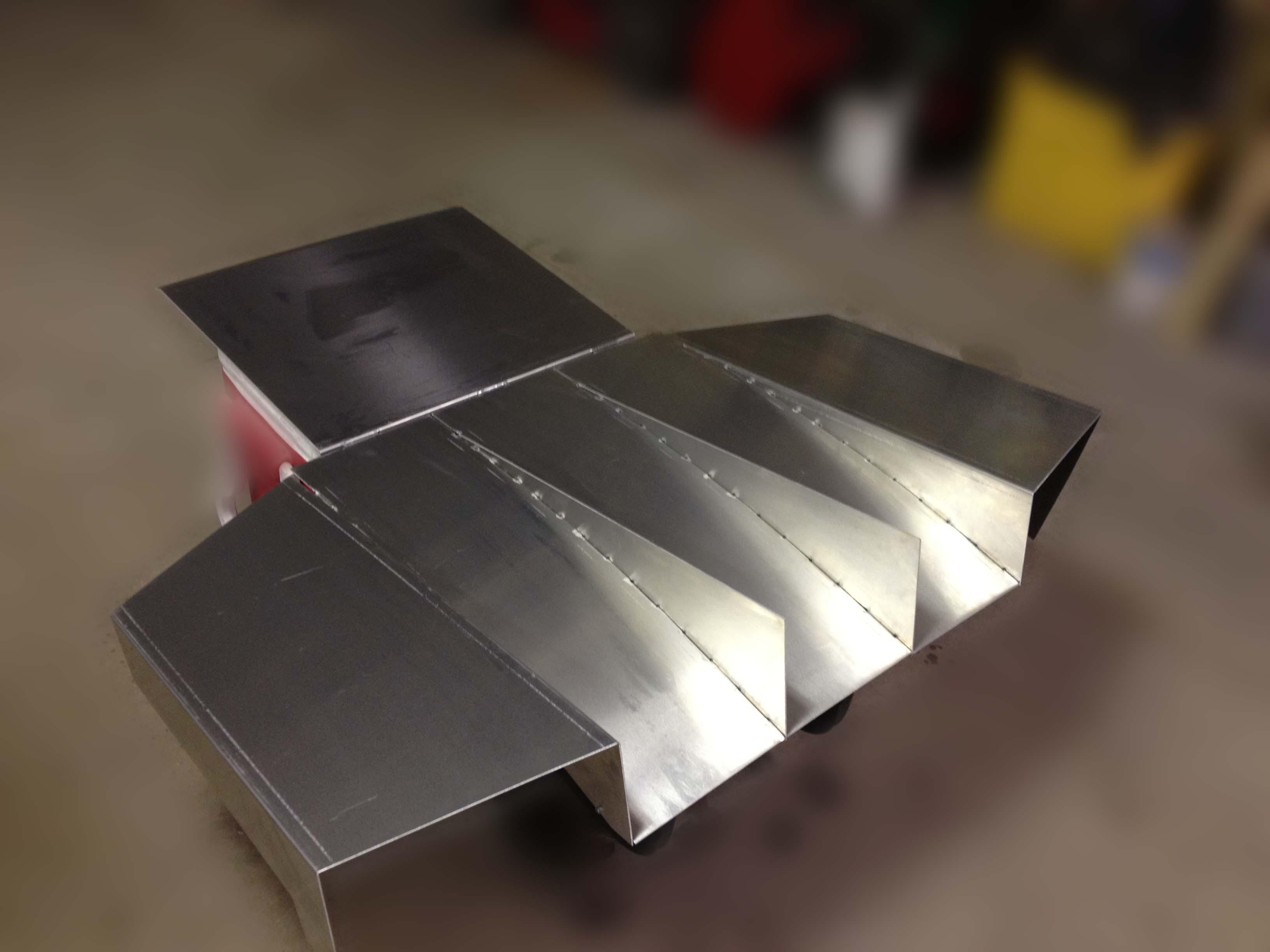Modular Aluminum Diffuser